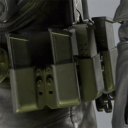 Dredd Duty Belt Fascinating Duty Belt Magazine Holder