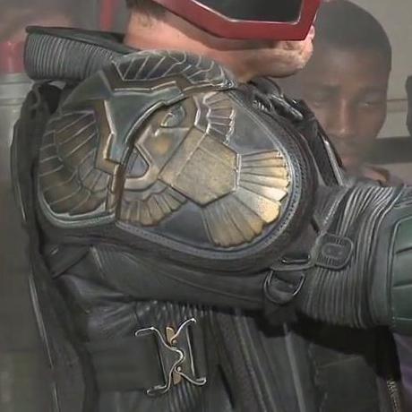 Dredd Leather Jacket