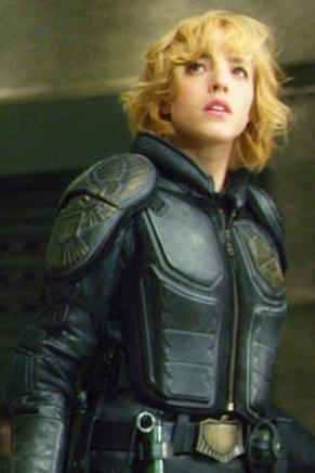 Dredd Armored Vest