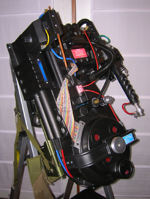 Studio Creations Ghostbusters Proton Pack Tutorial