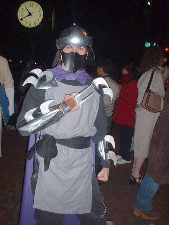 Mod Police Recruitment >> teenage mutant ninja turtles shredder halloween costume