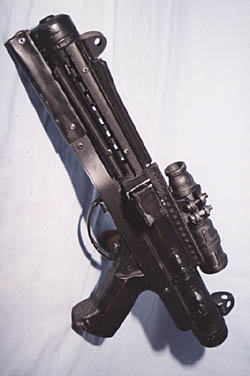 Blaster Rifle from the Star Wars movies