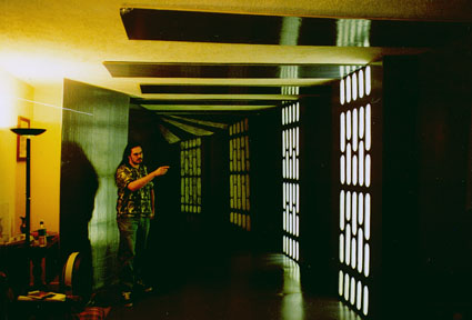 Deathstar Hallway photo